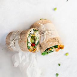 Flax Seed Wrap