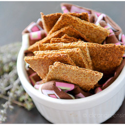 Flax Crackers - Spices Optional