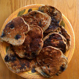 flaxseed protein pancakes