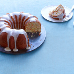 Flourless Carrot Bundt Cake