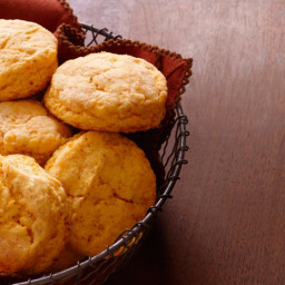 Fluffy Sweet-Potato Biscuits