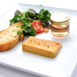 Foie Gras Terrine Recipe