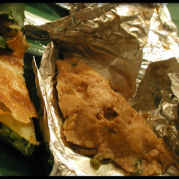Foil Wrapped Chicken - Baked or Fried