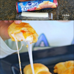 Food Fun Friday - Pepperoni Pizza Crescents
