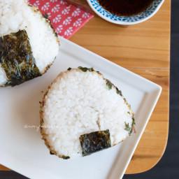 Food Truck Tuesday – Onigiri, Japanese rice balls