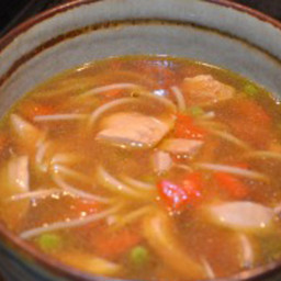 Foodie Friday: Chicken Noodle Soup