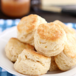 Foolproof Flaky Biscuits