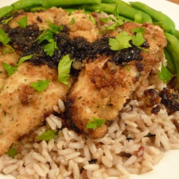 Forevermama's Chicken or Turkey Cutlets With Balsamic Vinegar