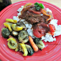 Fork Tender Swiss Steak