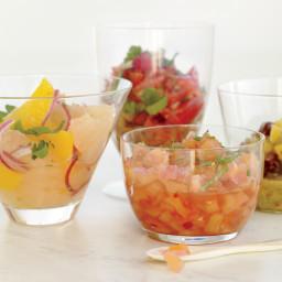 Four-Citrus Salsa