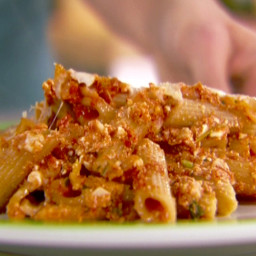 Four Cheese Baked Penne