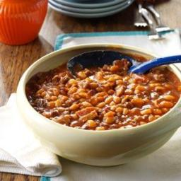 Fourth of July Baked Beans Recipe