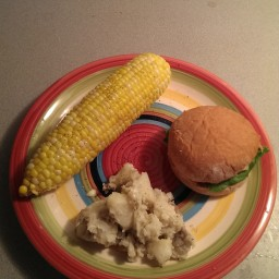 Fourth of July Burgers