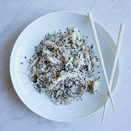 Fragrant Crab Rice
