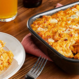 Frank's RedHot Classic Buffalo Chicken Mac N' Cheese