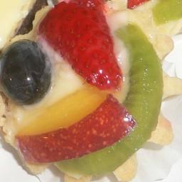 Free Form Fruit Tart Pt 1
