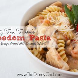 Freedom Pasta - Liberty Tree Tavern