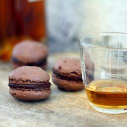 French Chocolate Macaron Recipe