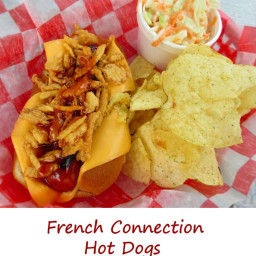 French Connection Hot Dogs