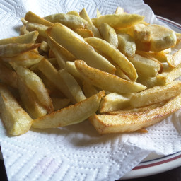 French Fries - Deep fried