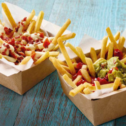 French Fries- Nacho style