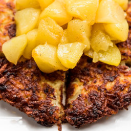 French Potato Pancakes