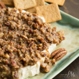 French Quarter Pecan Cheese Spread Recipe