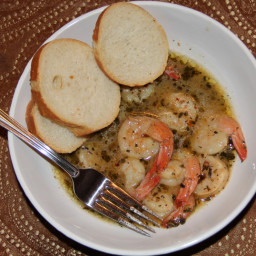 French Quarter Shrimp or Barbecue Shrimp