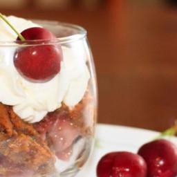 Fresh Cherry Cobbler Recipe