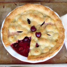 Fresh Cherry Pie