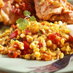 Fresh Corn-Cilantro Salad