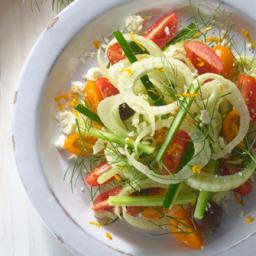 Fresh Fennel Salad