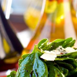 Fresh Garlic Balsamic Vinaigrette