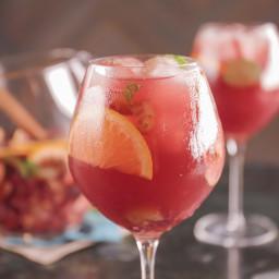 Fresh Grape Sangria