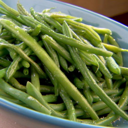 Fresh Green Beans (a.k.a Tom Cruise Green Beans)