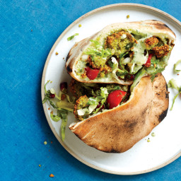 Fresh Herb Falafel