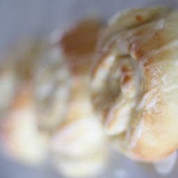 Fresh Lemon Buns