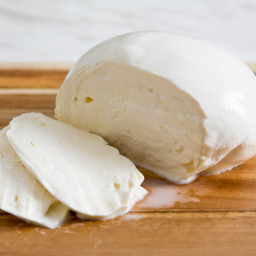 Fresh Mozzarella From Scratch