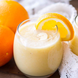 Fresh Orange Smoothie Recipe