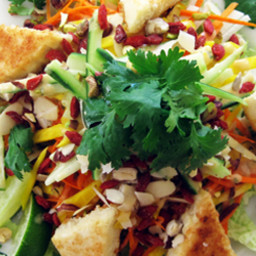 Fresh Restaurant's Tangled Thai Salad