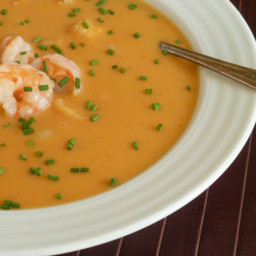 Fresh Shrimp Bisque
