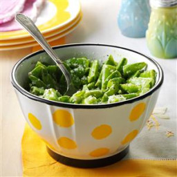 Fresh Sugar Snap Pea Salad Recipe