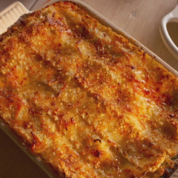 Fresh Vegetable Lasagna with Spinach and Zucchini