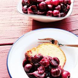 Fresh Cherry Sauce Recipe | Add a Pinch