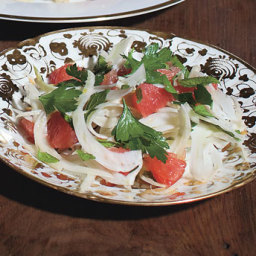 Fresh Herb, Grapefruit, and Fennel Salad