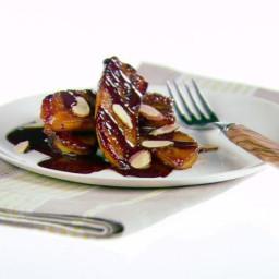 Fried Banana Split
