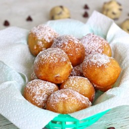 Fried Cookie Dough