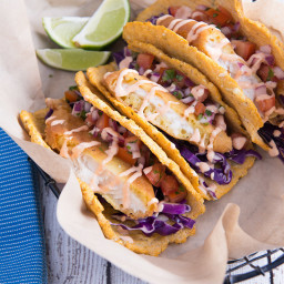 Fried Fish Tacos Recipe