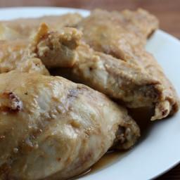 Fried Rabbit with Gravy Recipe