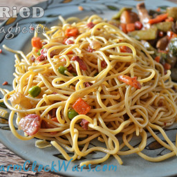 fried spaghetti   BigOven